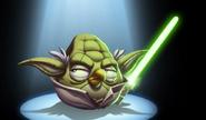 Yoda Bird Side