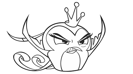 Imagen - Gale step 3.png   Angry Birds Wiki   FANDOM powered by Wikia