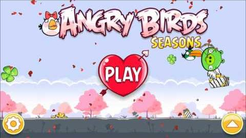 Hogs And Kisses - Angry Birds Seasons Music