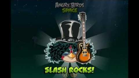 Slashbird (Slash's Angry Bird Space Theme)
