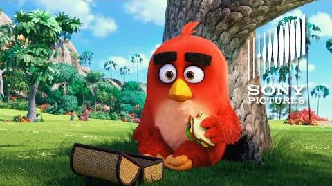 "THE ANGRY BIRDS MOVIE TV Spot - ""Valentine's"""