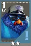 Angry Birds Evolution Myles Portrait Beta