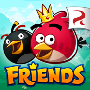 Angry Birds Friends Icon (after 9.06.16.)