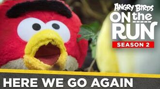 Angry Birds On The Run Here We Go Again! - Ep1 S2