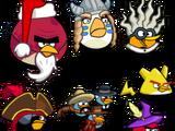 Angry Birds Seasons/Unused Content