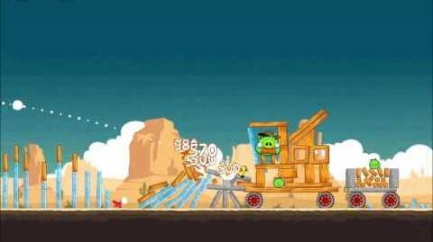 Official Angry Birds Walkthrough Ham 'Em High 13-13