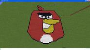 Red Minecraft