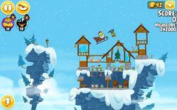 Лыжи сизонс уровень 24