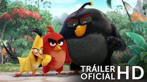 ANGRY BIRDS LA PELÍCULA. Tráiler Oficial HD en español