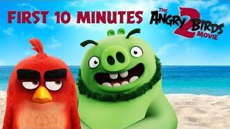 Angry Birds Movie 2 First 10 Minutes Of The Movie