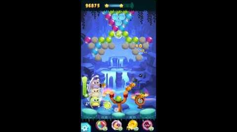 Angry Birds POP! Level 22 Golden Feather (The Hatchlings) Walkthrough Updated