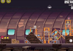 Smugglers Plane 19