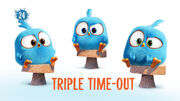 Triple Time-Out TC