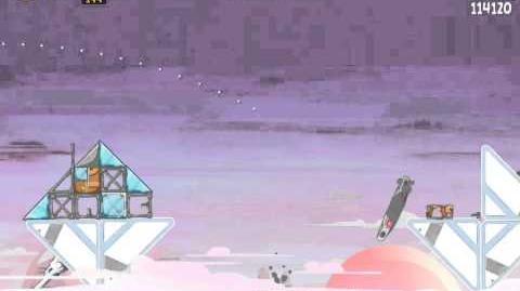 Cloud City 4-9 (Angry Birds Star Wars)/Video Walkthrough
