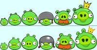 Bad Piggies Designs