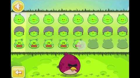 Angry Birds Golden Egg 17 Walkthrough