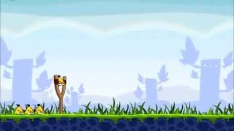 Official Angry Birds Walkthrough Poached Eggs 1-18