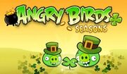 Angry Birds Go Green, Get Lucky