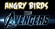ANGRY BIRDS AVENGERS TITLE