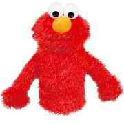 Elmo puppet