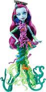 Seaweed octopus