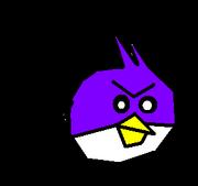 Purple bird ocs