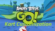 Angry Birds Go!; Kart Customization