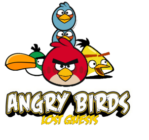 Angry Birds Lost Quests