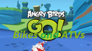Angry Birds Go! - Bikes and ATVs