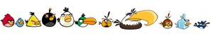 Super Duper Angry Birds Birds