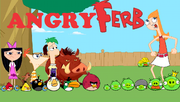 Angry Ferb