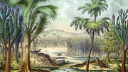 Carboniferous backgroud