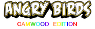 Angry birds camwood edition logo