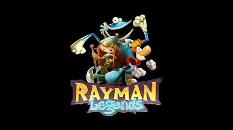 Rayman Legends - Strategy & Spying - Music