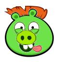 2rock'n'roll pig