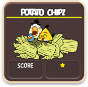 Angry Birds Potato Chipz Episode