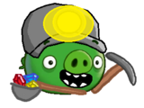 Miner Pig