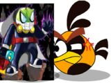 Angry Birds Gravity Falls