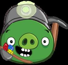 Miner Pig ABLA-0