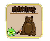 Angry Birds Hunting Episode