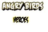 Angry Birds Heroes Logo Nadija03