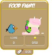 Food fight!!!!