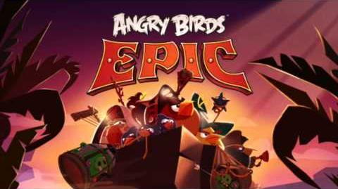 New! Angry Birds Epic Soundtrack Moar Boars!