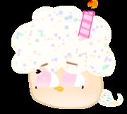 Birthday Cake gemini