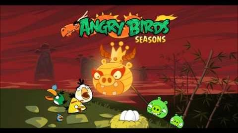 Angry Birds Chinese Zodiac Song