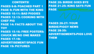 Angry Birds Comics 1 pages 2