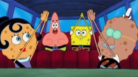"""SpongeBob SquarePants """"Road Song!"""""""