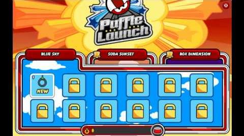 Club Penguin Music - Puffle Launch Theme