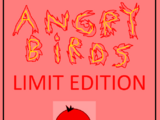 Angry Birds limit edition