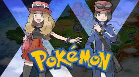Santalune Forest - Pokémon X & Y OST